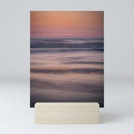 Another Minimalist Sunset Mini Art Print