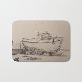 Old Boat Bath Mat