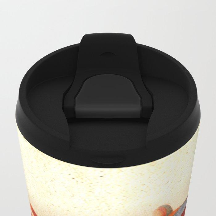 Kolors Koi Metal Travel Mug
