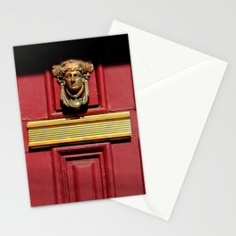 Stage Door 1889 - Please Knock Stationery Cards
