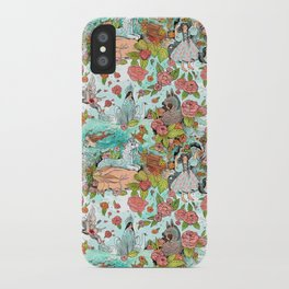 Fairy Tale Tapestry iPhone Case