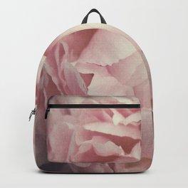 Peony Flower Backpack