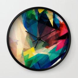 Mixed Feelings Wall Clock