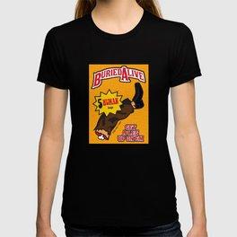 Buried Alive (Grape) T-shirt