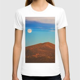 The Moonlit Red Hill T-shirt