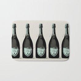 Dom Perignon Champagne Bath Mat