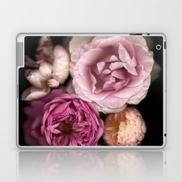 Pink, Purple, and White Roses Laptop & iPad Skin