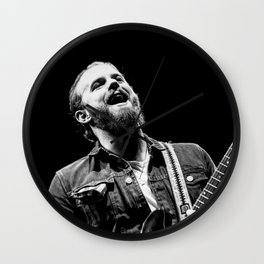 Caleb Followill (Kings of Leon) - I Wall Clock
