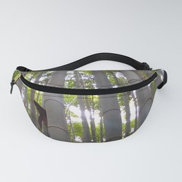 Bamboo Forest Fanny Pack