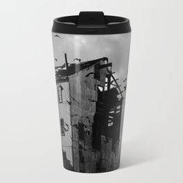 Ghosts Of Industry Travel Mug