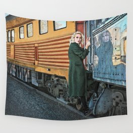 A Departure Wall Tapestry