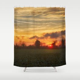 Soul of the World Shower Curtain
