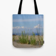 In a Christmas Mood Tote Bag