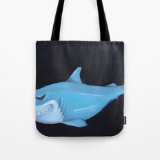 Toy Shark Tote Bag