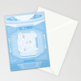 Airlock - Alien (1979) Stationery Cards