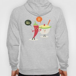 Complimentary - HOT AND SWEET Hoody