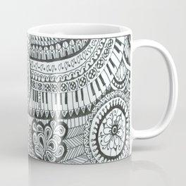 butterfly-tangle landscape Coffee Mug