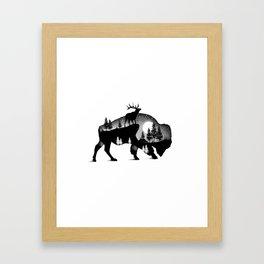 WILD GIANTS Framed Art Print