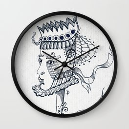 The Nobleman Wall Clock