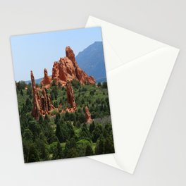 Cathedral Valley Stationery Cards
