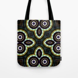 Crop Circles Of My Mind Tote Bag