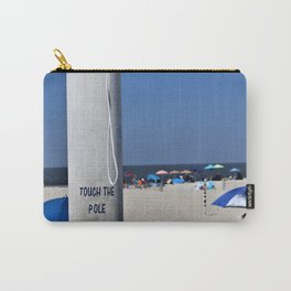 Touch  the Pole Carry-All Pouch