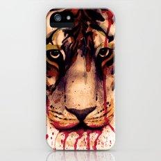 Tyger! Tyger! Burning Bright! Slim Case iPhone (5, 5s)