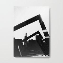 re-gentrification Metal Print