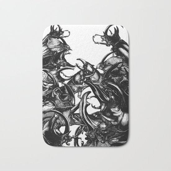 The Riot : Bugs Bath Mat