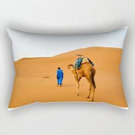 Sahara Desert Rectangular Pillow