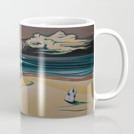 Bruised, Not Broken Coffee Mug