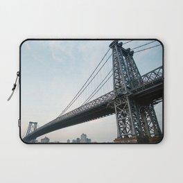 Williamsburg Bridge Laptop Sleeve