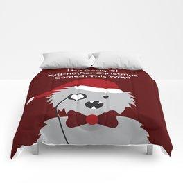 Yeti-nother Christmas Comforters