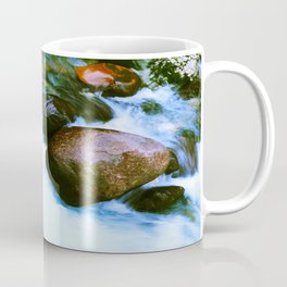 Water of the torrent Coffee Mug