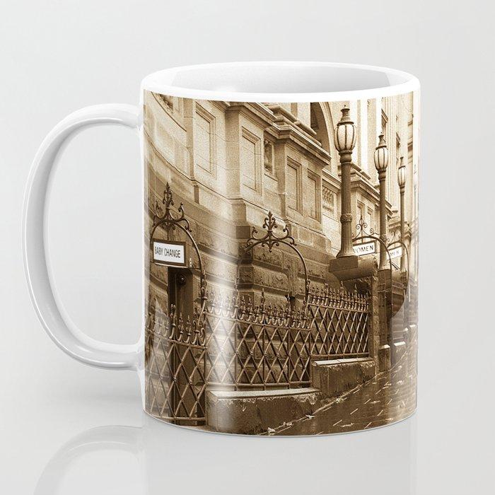 Collins St Melbourne Australia Coffee Mug