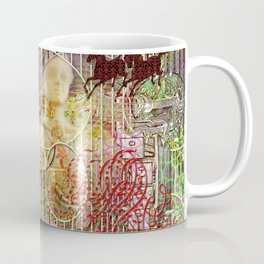 The Relative Frequency of the Causes of Breakage of Plate Glass Windows Coffee Mug