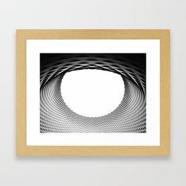 In The Sky #01 Framed Art Print