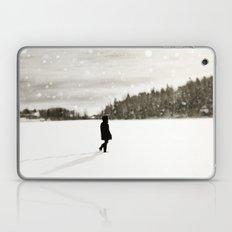 Winter Wandering Laptop & iPad Skin
