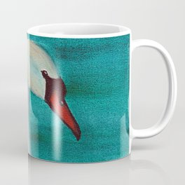 Swan mother Coffee Mug