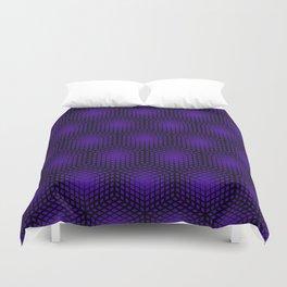 Fading Ultraviolet Duvet Cover
