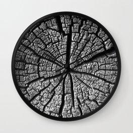 Years Past Wall Clock
