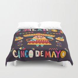 Cinco de Mayo – Mexico Duvet Cover