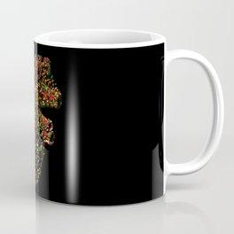 Rubik Heart Coffee Mug