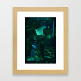 Boards of Canada 02 Framed Art Print