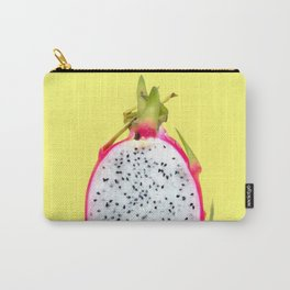 Dragonfruit print Carry-All Pouch