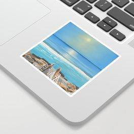 Aberavon Beach Sticker