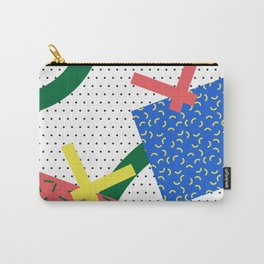 Memphis Christmas Presents Carry-All Pouch