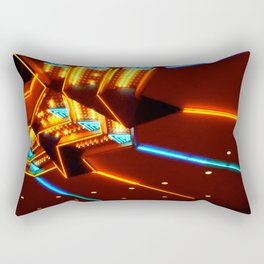 On With The Show Rectangular Pillow