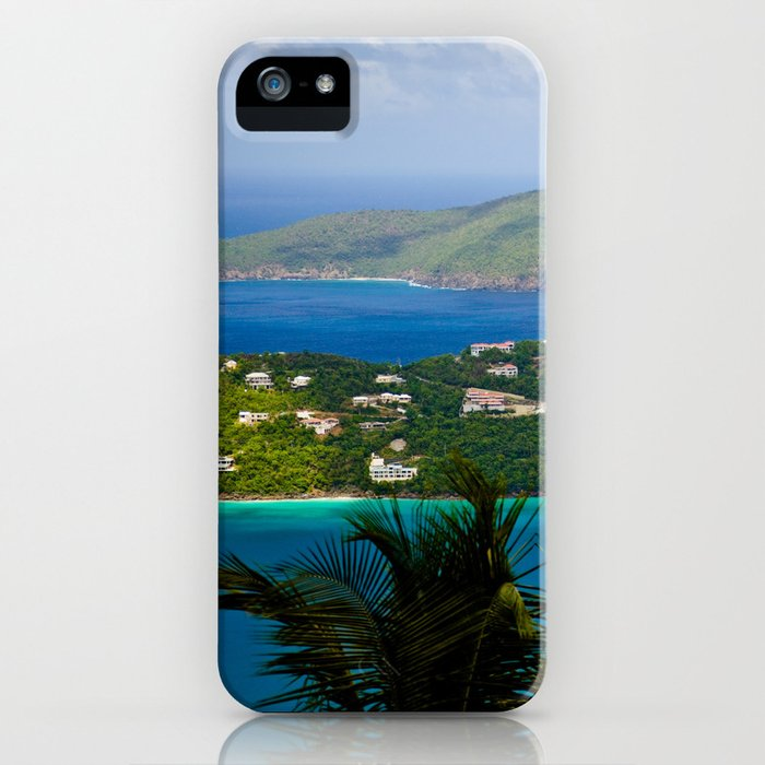 Virgin Islands iPhone Case