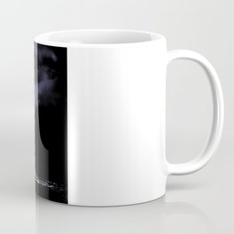 Lightning and Rain Funnel Coffee Mug